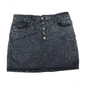 Guess Womens Denim Mini Skirt Size 30